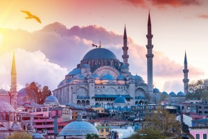 Istanbul - mesto na stiku dveh svetov