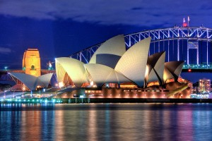 Avstralija in Nova Zelandija