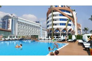 Asia Beach Resort & Spa 5* Alanya