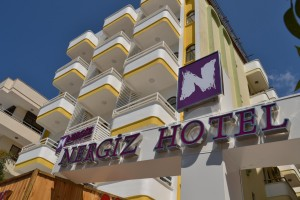 Nergiz Sand and City Hotel 3*, Alanya