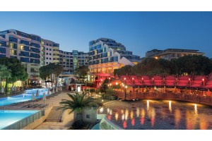Cornelia Deluxe Resort  5* Belek