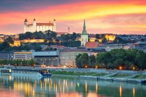 Adventna Bratislava in Budimpešta