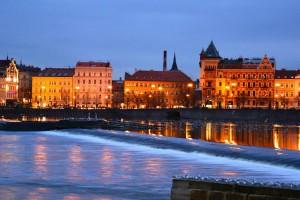 Adventna Praga in čarobni Dresden