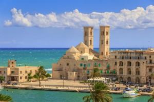 Apulija in južna Italija - z avtobusom