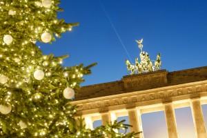 Berlin za Novo leto
