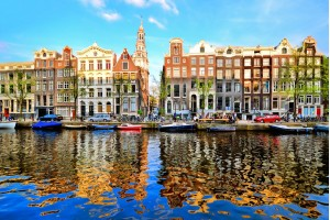 CITY BREAK AMSTERDAM)