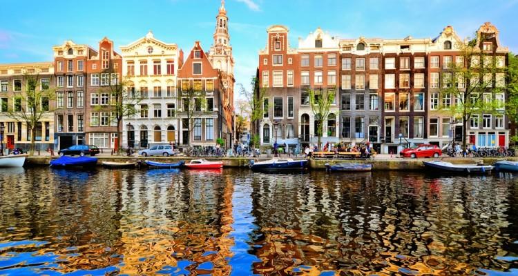 CITY BREAK AMSTERDAM)
