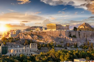 CITY BREAK ATENE - 5 dni
