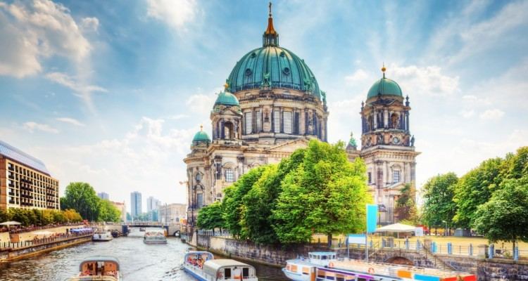 BERLIN, DRESDEN IN BAMBERGNemčija