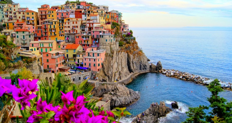 CINQUE TERRE IN PORTOFINO Italija