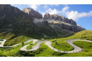 VELIKA DOLOMITSKA CESTA Italija