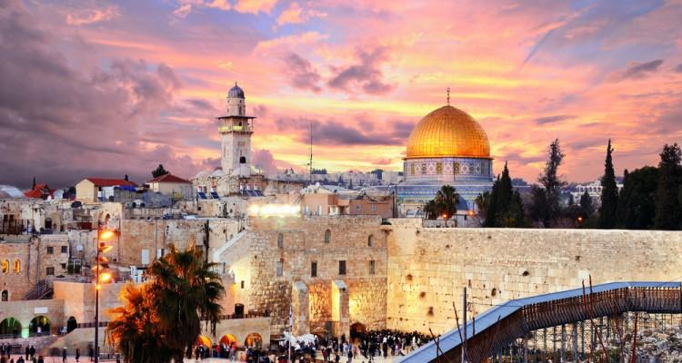 IZRAEL IN PALESTINA