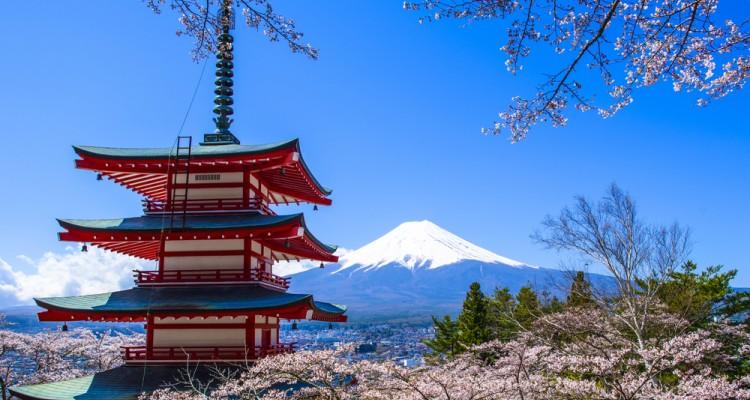 JAPONSKA - 10 dni