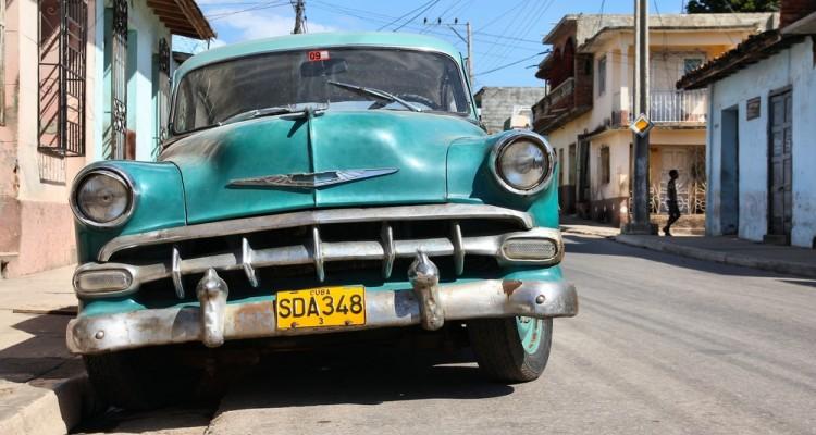 TROPSKA KUBA Južna in srednja Amerika