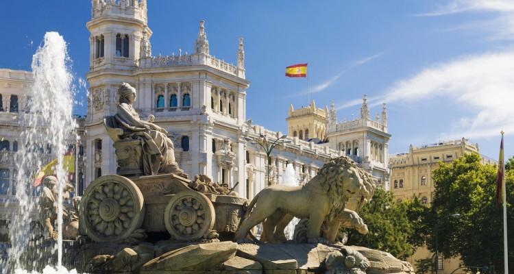 VELIKA ŠPANSKA TURA Španija