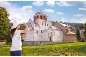 BEOGRAD IN SRBSKI SAMOSTANI Srbija