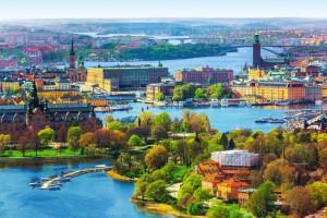 STOCKHOLM IN HELSINKI Skandinavija