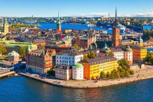 OD STOCKHOLMA DO KOPENHAGNA Skandinavija