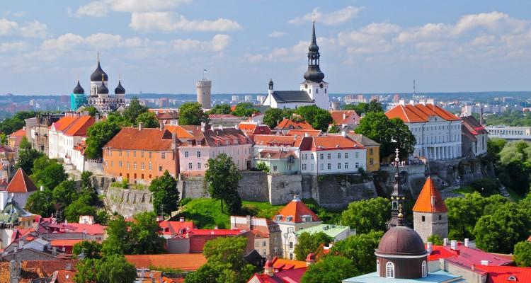 LITVA, LATVIJA, ESTONIJA IN HELSINKI