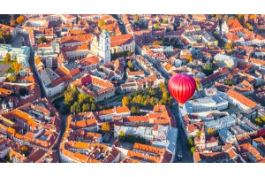 CITY BREAK – VILNA -LITVA (4 ali 5 dni)