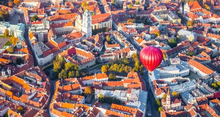 CITY BREAK – VILNA -LITVA (4 ali 5 dni)
