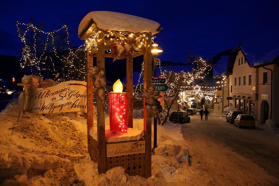 Romantična pravljica v pokrajini Salzkammergut