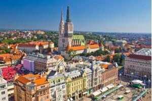 ZAGREB  (1 dan) Hrvaška