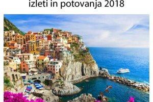 Katalog izleti in potovanja 2018