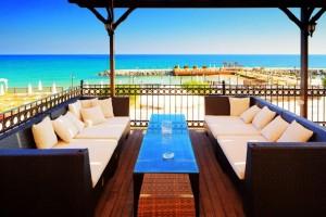 Hotel ADA BEACH 3*, Girne (Kyrenia)