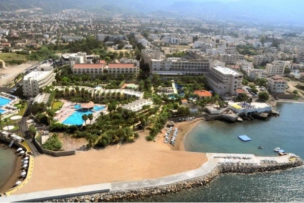 Hotel OSCAR RESORT 4*, Girne (Kyrenia)