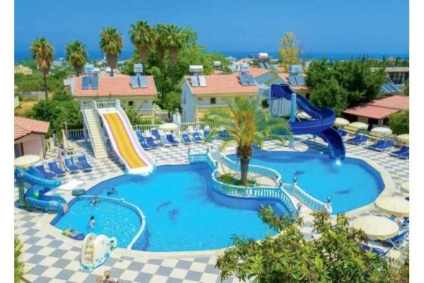 Hotel RIVERSIDE GARDEN RESORT 4*, Girne (Kyrenia)
