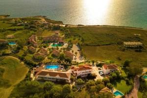 Ionian Sunrise Village (Sotiris kompleks) 3*, Svoronata
