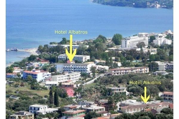 Hotel ALKIONIS 3*, Moraitika