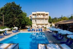 Hotel Amalia 3*, Acharavi