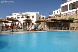Hotel AEGEAN VILLAGE 4*, Amoopi