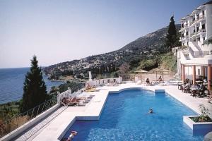 Andromeda Hotel 3*, Samos