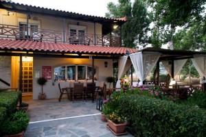 Aparthotel Nikos 3*, Samos