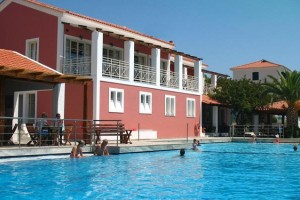 Hotel Mykali 3*, Pythagorion