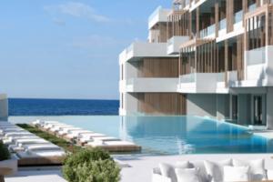 Hotel AKASHA BEACH HOTEL & SPA 5*, Hersonissos