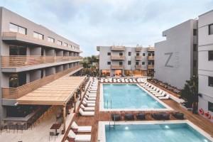 Zeus Hotels The Z Club Hotel 4*,  Hersonissos