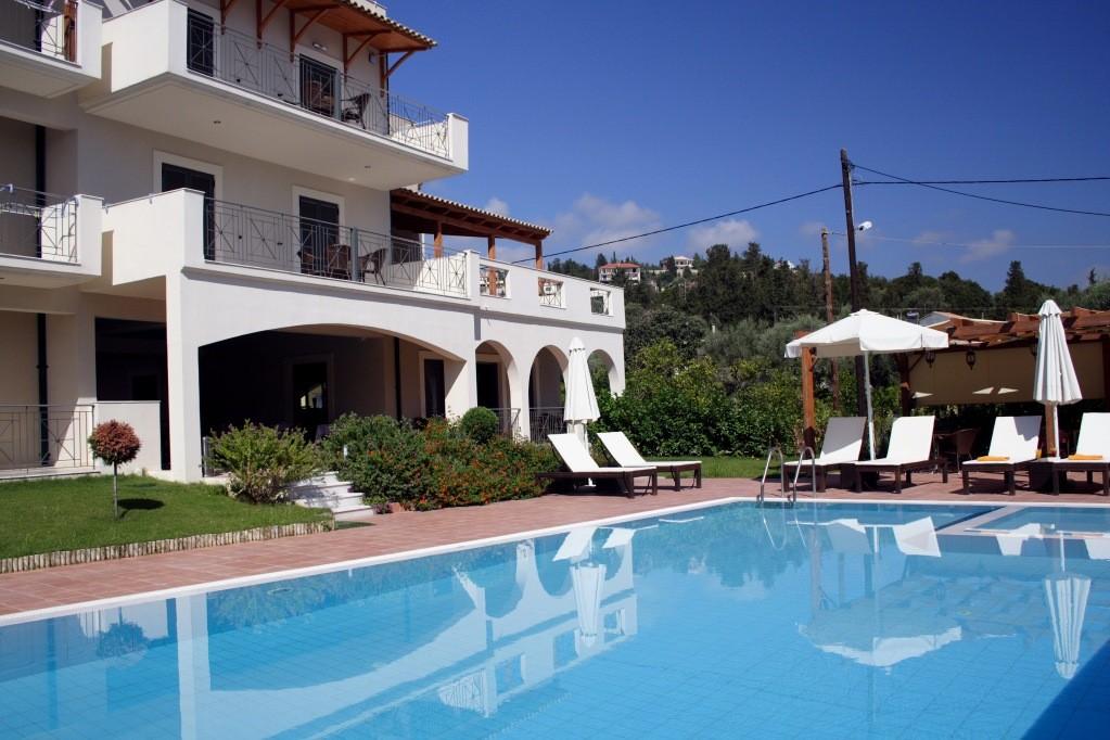Eleana Hotel 3*, Nikiana