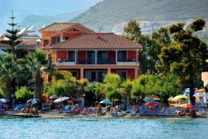 Hotel Eva Beach 3*, Nidri