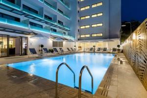 Hotel ACANDIA 4*, mesto Rodos