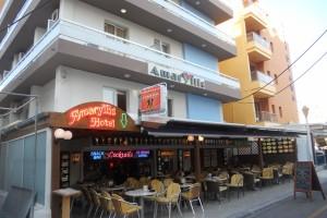 Hotel AMARYLLIS 2*, mesto Rodos