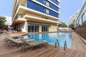 Hotel Athena 3*, mesto Rodos