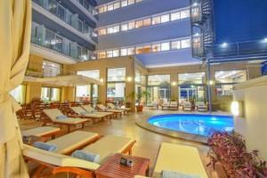 Hotel Ibiscus 4*, mesto Rodos