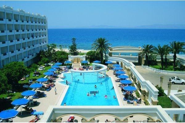 Hotel MITSIS GRAND HOTEL BEACH 5*, mesto Rodos