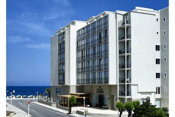 Hotel MITSIS LA VITA BEACH  4*, mesto Rodos