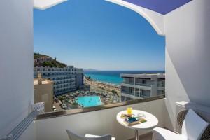 Hotel Rhodos Horizon Resort 4*, mesto Rodos