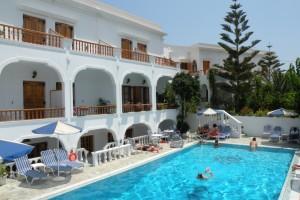 Hotel Armonia 3*, mesto Kamari